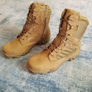 New in Box! Bates GX Safety Toe Boots 8.5 EW